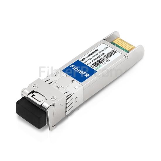 Image de Juniper Networks EX-SFP-10GE-BX32-20 Compatible Module SFP+ 10GBASE-BX 1330nm-TX/1270nm-RX 20km DOM