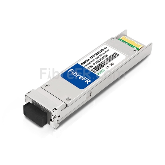 Image de Extreme Networks C19 DWDM-XFP-62,23 Compatible Module XFP 10G DWDM 100GHz 1562,23nm 40km DOM
