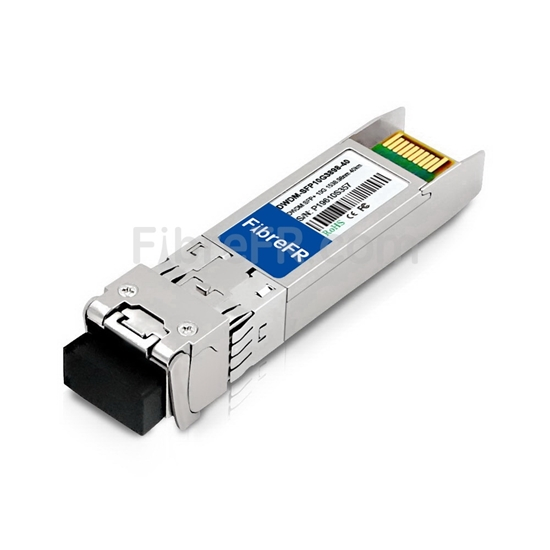 Image de Générique Compatible C48 Module SFP+ 10G DWDM 100GHz 1538.98nm 40km DOM