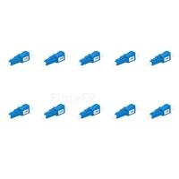 Image de Atténuateur à Fibre Optique Fixe Monomode LC/UPC, Mâle-Femelle, 2dB (10pcs/Paquet)