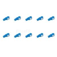 Image de Atténuateur à Fibre Optique Fixe Monomode LC/UPC, Mâle-Femelle, 7dB (10pcs/Paquet)