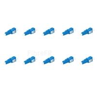 Image de Atténuateur à Fibre Optique Fixe Monomode LC/UPC, Mâle-Femelle, 12dB (10pcs/Paquet)