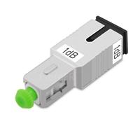 Image de Atténuateur à Fibre Optique Fixe Monomode SC/APC, Mâle-Femelle, 1dB