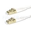 Image de 15m LC UPC vers LC UPC Duplex 2,0mm LSZH OM4 Jarretière Optique Multimode