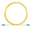 Image de 5m LC UPC vers LC UPC Simplex OS2 PVC (OFNR) 2,0mm Jarretière Optique Monomode