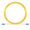 Image de 15m LC UPC vers LC UPC Simplex OS2 PVC (OFNR) 2,0mm Jarretière Optique Monomode