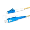 Image de 3m LC UPC vers SC UPC Simplex 2,0mm PVC (OFNR) OS2 Jarretière Optique Monomode