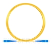 Image de 7m SC UPC vers SC UPC Simplex 2,0mm PVC (OFNR) OS2 Jarretière Optique Monomode