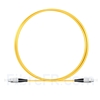 Image de 1m FC UPC vers FC UPC Simplex 2,0mm PVC (OFNR) OS2 Jarretière Optique Monomode