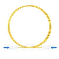 Image de 1m LC UPC vers LC UPC Simplex OS2 LSZH 2,0mm Jarretière Optique Monomode