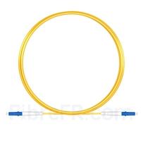 Image de 2m LC UPC vers LC UPC Simplex OS2 LSZH 2,0mm Jarretière Optique Monomode