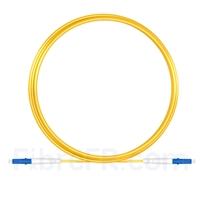 Image de 5m LC UPC vers LC UPC Simplex OS2 LSZH 2,0mm Jarretière Optique Monomode