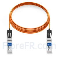 Image de 10m Arista Networks AOC-S-S-10G-10M Compatible Câble Optique Actif SFP+ 10G