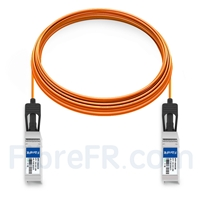 Image de 20m Arista Networks AOC-S-S-10G-20M Compatible Câble Optique Actif SFP+ 10G