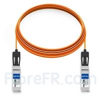 Image de 15m Cisco SFP-10G-AOC15M Compatible Câble Optique Actif SFP+ 10G