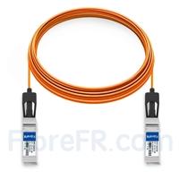 Image de 20m Cisco SFP-10G-AOC20M Compatible Câble Optique Actif SFP+ 10G