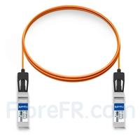 Image de 3m Dell Force10 CBL-10GSFP-AOC-3M Compatible Câble Optique Actif SFP+ 10G