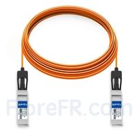 Image de 30m Dell Force10 CBL-10GSFP-AOC-30M Compatible Câble Optique Actif SFP+ 10G