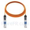 Image de 25m Extreme Networks 10GB-F25-SFPP Compatible Câble Optique Actif SFP+ 10G
