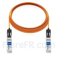 Image de 25m Générique Compatible Câble Optique Actif SFP+ 10G
