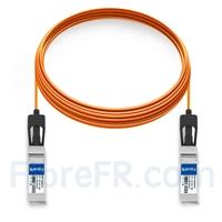 Image de 10m H3C SFP-XG-D-AOC-10M Compatible Câble Optique Actif SFP+ 10G