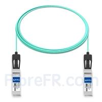 Image de 3m Dell CBL-25GSFP28-AOC-3M Compatible Câble Optique Actif SFP28 25G