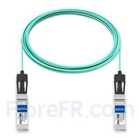 Image de 10m Dell CBL-25GSFP28-AOC-10M Compatible Câble Optique Actif SFP28 25G