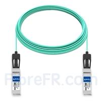 Image de 20m Dell CBL-25GSFP28-AOC-20M Compatible Câble Optique Actif SFP28 25G