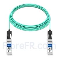 Image de 25m Dell CBL-25GSFP28-AOC-25M Compatible Câble Optique Actif SFP28 25G