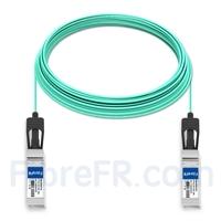 Image de 30m Dell CBL-25GSFP28-AOC-30M Compatible Câble Optique Actif SFP28 25G