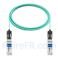 Image de 10m Générique Compatible Câble Optique Actif SFP28 25G