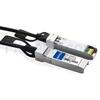 Image de 3m Brocade 10G-SFPP-TWX-0301 Compatible Câble à Attache Directe Twinax en Cuivre Actif 10G SFP+