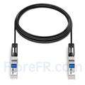 Image de 6m Dell Force10 CBL-10GSFP-DAC-6M Compatible Câble à Attache Directe Twinax en Cuivre Passif 10G SFP+