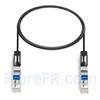 Image de 1m Dell Force10 CBL-10GSFP-DAC-1MA Compatible Câble à Attache Directe Twinax en Cuivre Actif 10G SFP+