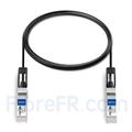 Image de 3m Extreme Networks 10GB-AC03-SFPP Compatible Câble à Attache Directe Twinax en Cuivre Actif 10G SFP+