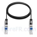 Image de 10m H3C SFP-H10GB-ACU10M Compatible Câble SFP+ 10G Câble à Attache Directe Twinax en Cuivre Actif