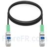Image de 5m HUAWEI LE0CQP10QP00-05 Compatible Câble à Attache Directe en Cuivre Actif 40G QSFP+