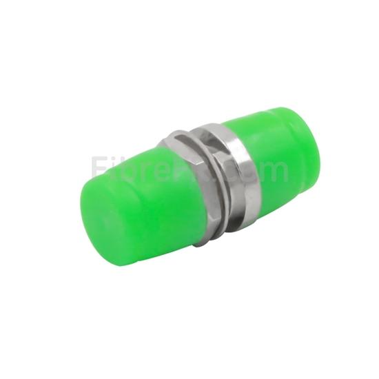 Image de Adaptateur à Fibre Optique/Manchon d'Accouplement FC/APC vers FC/APC Simplex Monomode Petit D sans Bride