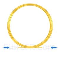 Image de 10M(33ft)1550nm LC UPC Simplex Axe Lent PVC-3.0mm Monomode (OFNR) 3,0 mm Polarisation Maintenant le Câble de Raccordement à Fibre Optique