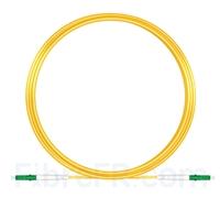 Image de 10M(33ft)1310nm LC APC Simplex Axe Lent PVC-3.0mm Monomode (OFNR) 3,0 mm Polarisation Maintenant le Câble de Raccordement à Fibre Optique