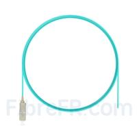 Image de 2m Pigtail à Fibre Optique SC UPC Simplex OM3 Multimode LSZH 0,9mm