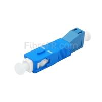 Image de Adaptateur à Fibre Optique/Manchon d'Accouplement LC Femelle vers SC Mâle Simplex Monomode