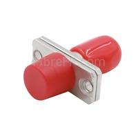 Image de Adaptateur à Fibre Optique/Manchon d'Accouplement Métallique FC-ST Hybride Simplex, Femelle vers Femelle