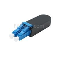 Image de Module Loopback à Fibre Optique Monomode LC/UPC Duplex PVC 9/125