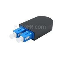 Image de Module Loopback à Fibre Optique SC/UPC Duplex PVC 9/125 Monomode