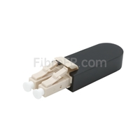 Image de Module Loopback à Fibre Optique Multimode LC/UPC Duplex PVC OM1 62,5/125
