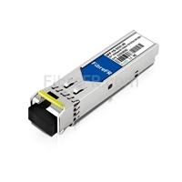Image de Moxa SFP-1G20BLC Compatible 1000Base-BX SFP Module Optique 1550nm-TX/1310nm-RX 20km SMF(LC Single) DOM