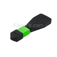 Image de Module Loopback à Fibre Optique 8-Fibres MTP® Femelle Type 1 9/125 Monomode
