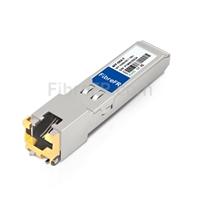Image de Avago ABCU-5710RZ Compatible Module SFP (Mini-GBIC) 1000BASE-T Cuivre RJ-45 100m