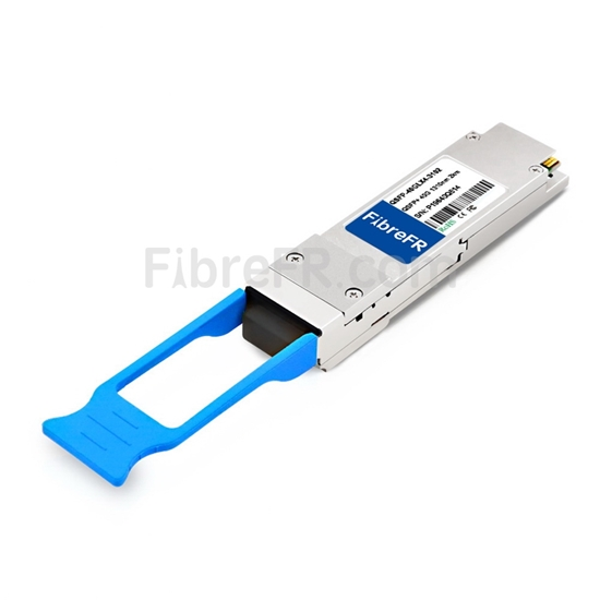 Image de H3C QSFP-40G-LX4-SM1310 Compatible Module QSFP+ 40GBASE-LX4 1310nm 2km LC DOM pour SMF & MMF